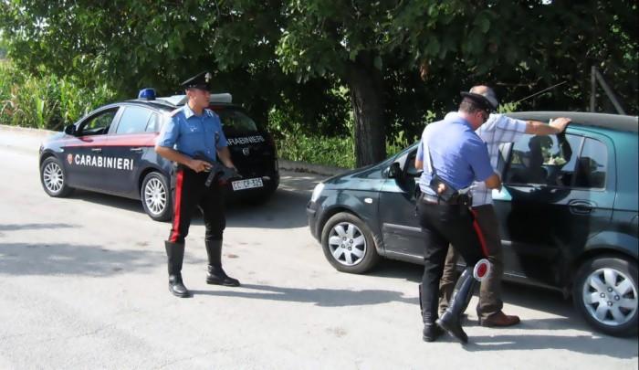 carabinieri-perquisizione